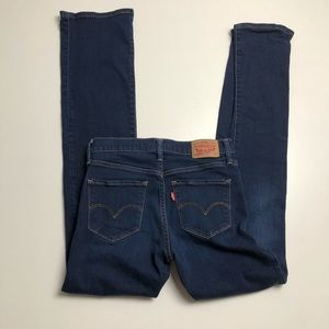 Levi's 315 High Rise Shaping Bootcut Jeans Size 25